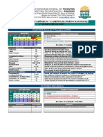 Calendário Porto Nacional