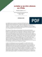 Zapata y Montero. Clases Sociales y Acción Obrera en Chile