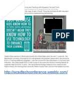 conference compilation of resources