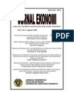Jurnal Ekonomi Vol No 3 Pak Sengguruh Upload