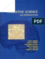 Libro. Cognitive Science. 1995