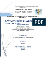 Activiciti Bpm y Intalo Bpm version beta