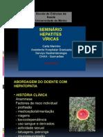 Seminário Hepatites