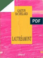 Lautreámont - Gaston Bachelard