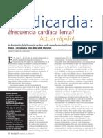 Bradicardia - Frecuencia Cardíaca Lenta - Actuar Rápido