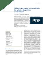 Pielonefritis Aguda No Complicada Del Adulto - Diagnóstico y Tratamiento