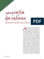 19059022 a Geografia Dos Sabores