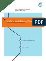 Guide de la laicité RATP