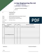 Transmittal No. 0021 - ES(P) - 184 - KSL - HM - 0021