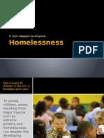 homelessness powerpoint