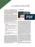 Movilización Estudiantil en Chile de 2006
