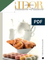 Catalogue Patisserie