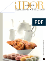 Catalogue Patisserie