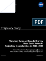Asteroid mechanics and research