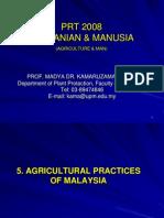 Pertanian Chapter 5