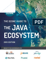 Guide to the java ecosystem
