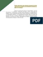 Foro Tematico 1 - mCatedra virtual de pensamiento empresarial