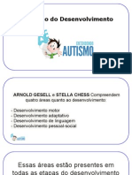 Avaliação Do Desenvolvimento Material Entendendo Autismo