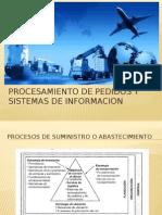 Procesamiento de Pedidos y Sistemas de Informacion