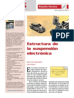 Estructura de la Suspension Electronica