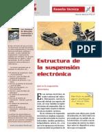 Estructura de la Suspension Electronica