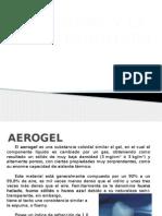 Exposicion Aerogel y Nanotecnologia