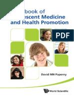 Adolescence Medicine