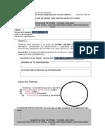 Documento de Planificacion de Menu COCINA CHILENA 2015 (Examen)