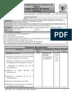 Plan de Evaluación Primer Periodo Área I grupo 6010