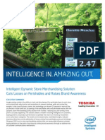 Intel Blueprint Intelligent Dynamic Store Final
