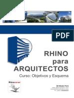 Curso Rhino Para Arquitectos Jun-Jul 2015s