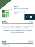 ETS5 Introduction