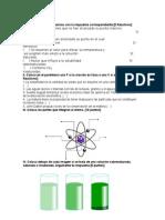 Examen Quimica II