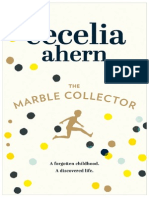 The Marble Collector, by Cecelia Ahern - Extract