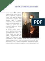 Biografía de San Antonio María Claret