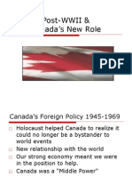 post wwii the 1950s 50s un   canada update 2015 ppt