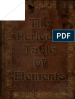 The Periodic Table C