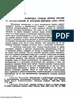 Milorad Ekmečić, Nacionalna politika Srbije prema Bosni i Hercegovini i agrarno pitanje 1844–1875.pdf