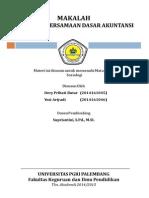 Makalah Sulawesi Tengah (Univ.pgri)