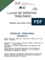 Unidad IV DERECHO PENAL