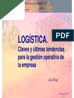 Tendencias de La Logistica