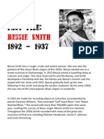 bessie smith fact file