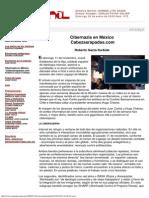 Cibernazis en México Cabezasrapadas.com