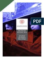 Bilancio Sociale Università di Bologna 2014