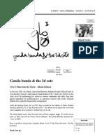 Ganda Banda & the 3d Cats