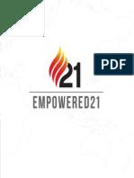 E21 Executive Summary - November 2015