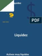 10. Que Es La Liquidez