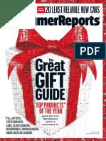 Consumer Reports - December 2015