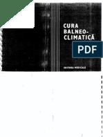 cura balneoclimaterica (indicatii si contraindicatii).doc