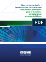 Manual para construccion de evaluadores